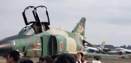 taiki_jcg_さんが、入間飛行場で撮影した航空自衛隊 RF-4E Phantom IIの航空フォト(飛行機 写真・画像)