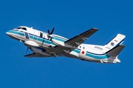 Ariesさんが、関西国際空港で撮影した海上保安庁 340B/Plus SAR-200の航空フォト(飛行機 写真・画像)