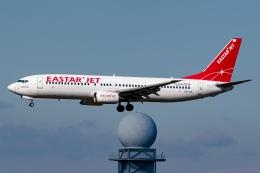 Ariesさんが、関西国際空港で撮影したアヴァロン 737-8BKの航空フォト(飛行機 写真・画像)
