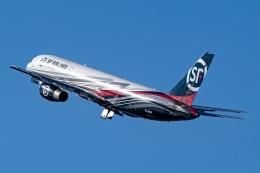 Ariesさんが、関西国際空港で撮影したSF エアラインズ 757-21B(SF)の航空フォト(飛行機 写真・画像)