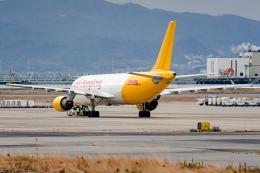 Ariesさんが、関西国際空港で撮影したエアー・ホンコン A300F4-605Rの航空フォト(飛行機 写真・画像)