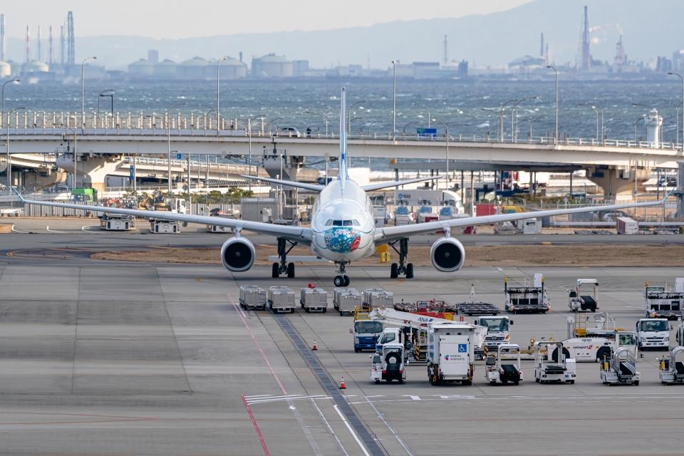 Ariesさんのガルーダ・インドネシア航空 Airbus A330-300 (PK-GHC) 航空フォト