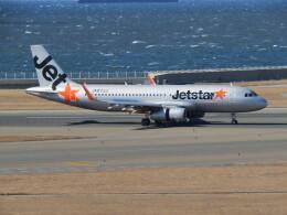F.YUKIHIDEさんが、中部国際空港で撮影したジェットスター・ジャパン A320-232の航空フォト(飛行機 写真・画像)