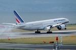 関西国際空港 - Kansai International Airport [KIX/RJBB]で撮影されたエールフランス - Air France [AF/AFR]の航空機写真