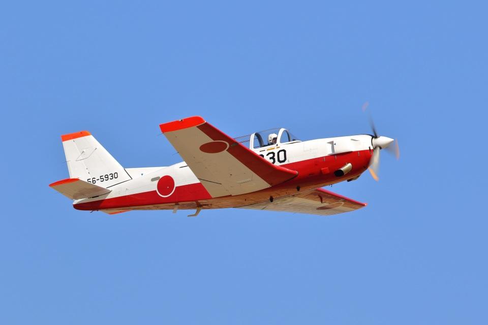 レガシィさんの航空自衛隊 Fuji T-7 (56-5930) 航空フォト