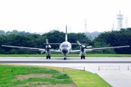 AWACSさんが、入間飛行場で撮影した航空自衛隊 YS-11A-402EAの航空フォト(飛行機 写真・画像)
