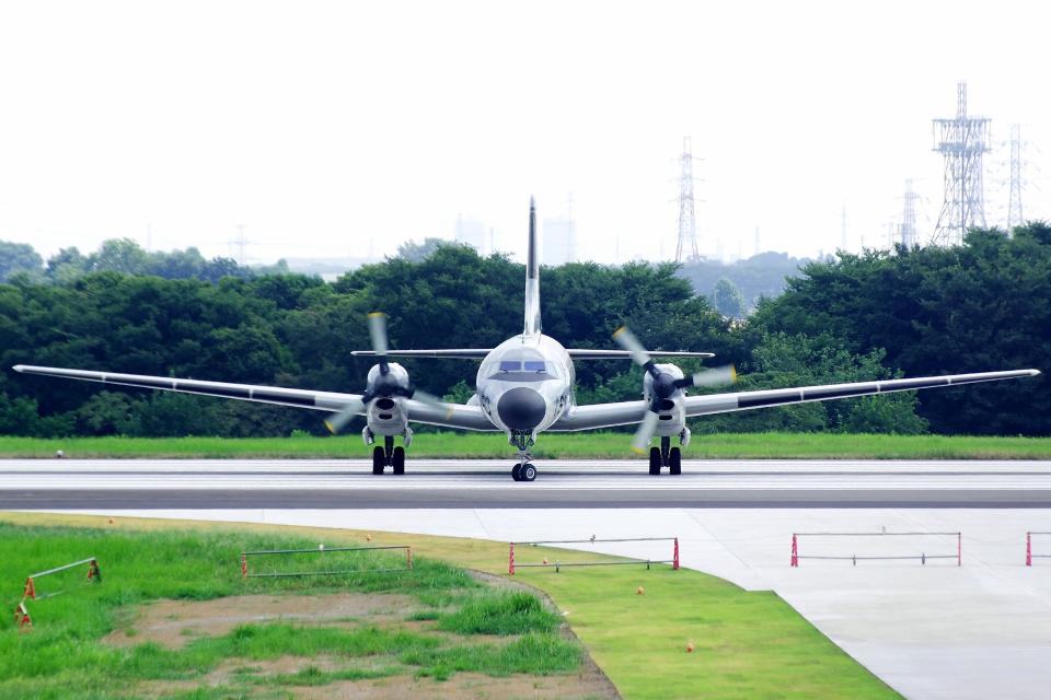 AWACSさんの航空自衛隊 NAMC YS-11 (12-1163) 航空フォト