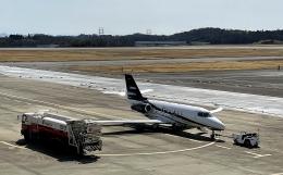 碇シンジさんが、岡山空港で撮影したジャプコン Citation Latitude(680A)の航空フォト(飛行機 写真・画像)
