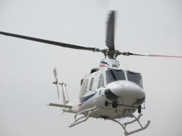 チダ.ニックさんが、静岡ヘリポートで撮影した四国航空 412EPの航空フォト(飛行機 写真・画像)