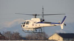 Cassiopeia737さんが、札幌飛行場で撮影した日本法人所有 AS350B3 Ecureuilの航空フォト(飛行機 写真・画像)