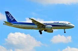 航空フォト:JA8390 全日空 A320