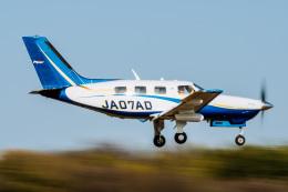 航空フォト:JA07AD 日本法人所有 PA-46 Malibu