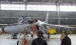 こびとさんさんが、松島基地で撮影した航空自衛隊 T-4の航空フォト(飛行機 写真・画像)