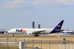 inyoさんが、成田国際空港で撮影したフェデックス・エクスプレス 777-FS2の航空フォト(飛行機 写真・画像)