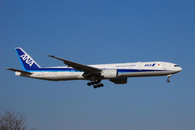 航空フォト:JA797A 全日空