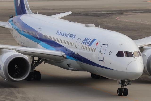 航空フォト:JA815A 全日空 787-8 Dreamliner