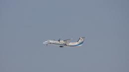 Cassiopeia737さんが、新千歳空港で撮影した海上保安庁 DHC-8-315Q MPAの航空フォト(飛行機 写真・画像)