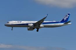 航空フォト:JA138A 全日空 A321neo