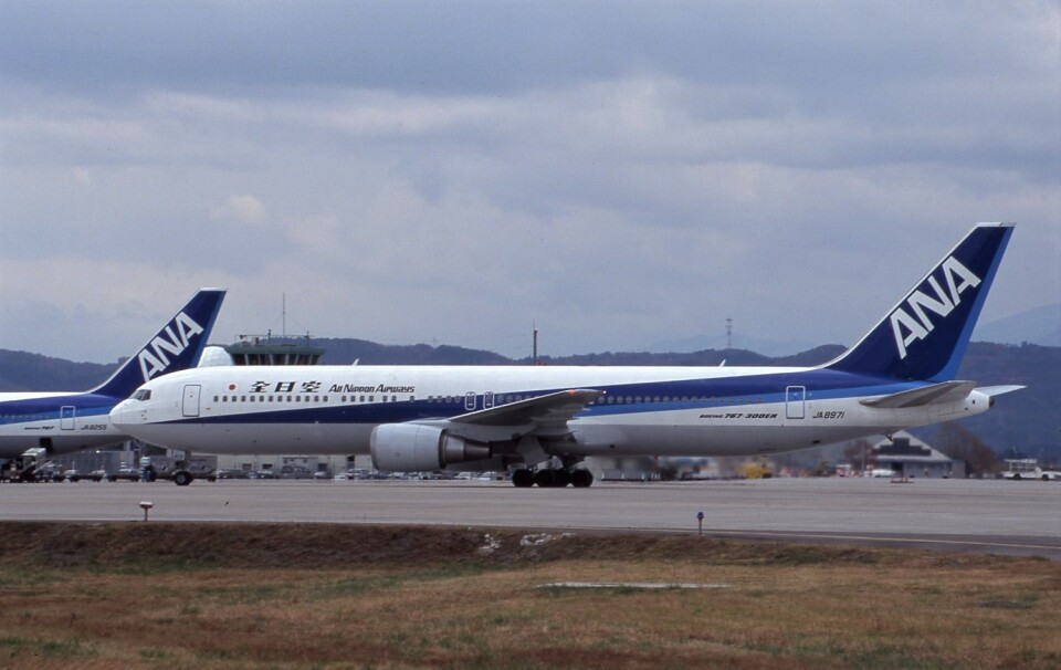 kumagorouさんの全日空 Boeing 767-300 (JA8971) 航空フォト