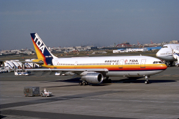 JAパイロットさんが、羽田空港で撮影した東亜国内航空 A300C4-203の航空フォト(飛行機 写真・画像)