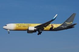 zettaishinさんが、ブラッドレー国際空港で撮影したアマゾン・エア 767-323/ER(BDSF)の航空フォト(飛行機 写真・画像)