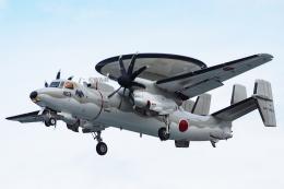 WAiRさんが、岐阜基地で撮影した航空自衛隊 E-2C Hawkeyeの航空フォト(飛行機 写真・画像)