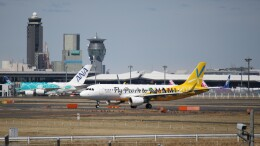 redbull_23さんが、成田国際空港で撮影したピーチ A320-214の航空フォト(飛行機 写真・画像)