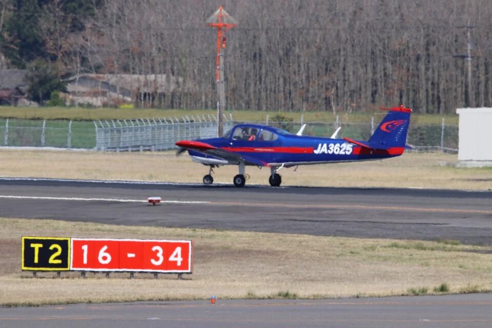 EosR2さんの日本個人所有 Fuji FA-200 Aero Subaru (JA3625) 航空フォト