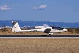 apphgさんが、富士川滑空場で撮影した静岡県航空協会 SZD-50-3 Puchaczの航空フォト(飛行機 写真・画像)