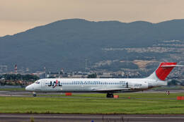 Airliners Freakさんが、伊丹空港で撮影した日本航空 MD-87 (DC-9-87)の航空フォト(飛行機 写真・画像)