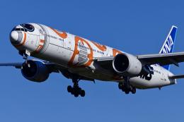 Frankspotterさんが、成田国際空港で撮影した全日空 777-381/ERの航空フォト(飛行機 写真・画像)