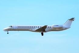 ちっとろむさんが、フランクフルト国際空港で撮影したBMIリージョナル ERJ-145EPの航空フォト(飛行機 写真・画像)