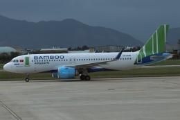 磐城さんが、ダナン国際空港で撮影したバンブー・エアウェイズ A320-251Nの航空フォト(飛行機 写真・画像)