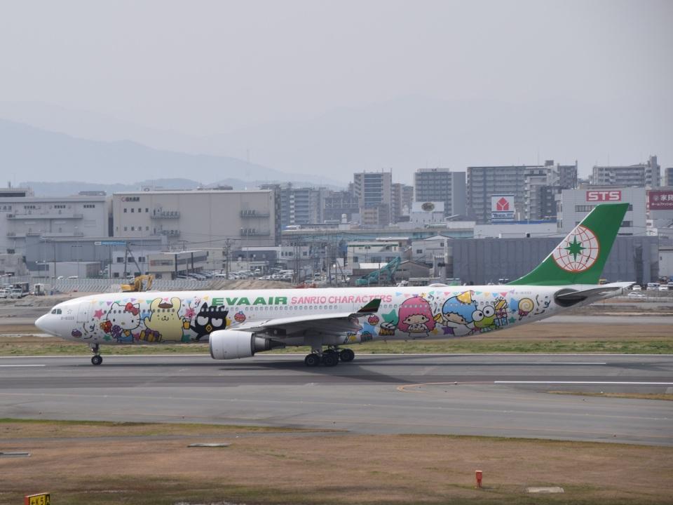 bachi51さんのエバー航空 Airbus A330-300 (B-16333) 航空フォト