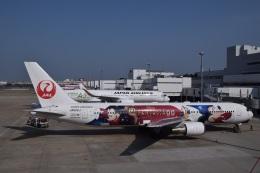 bachi51さんが、福岡空港で撮影した日本航空 767-346/ERの航空フォト(飛行機 写真・画像)