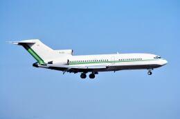 パール大山さんが、成田国際空港で撮影したW.R.Grace & Co. 727-1H2の航空フォト(飛行機 写真・画像)