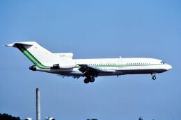 パール大山さんが、成田国際空港で撮影したW.R. Grace & Co. 727-1H2の航空フォト(飛行機 写真・画像)