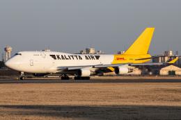 KANTO61さんが、横田基地で撮影したカリッタ エア 747-4H6M(BCF)の航空フォト(飛行機 写真・画像)