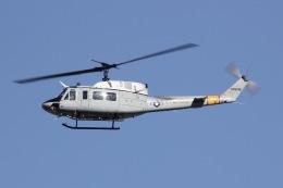 しゃこ隊さんが、横田基地で撮影したアメリカ空軍 UH-1Nの航空フォト(飛行機 写真・画像)