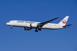 Frankspotterさんが、羽田空港で撮影した日本航空 787-9の航空フォト(飛行機 写真・画像)