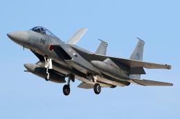 tg36aさんが、岐阜基地で撮影した航空自衛隊 F-15J Kai Eagleの航空フォト(飛行機 写真・画像)