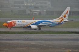 航空フォト:HS-DBW ノックエア 737-800