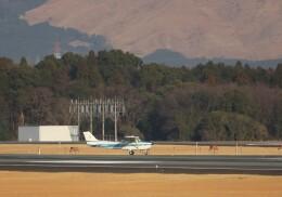 flyflygoさんが、熊本空港で撮影した日本法人所有 172NATの航空フォト(飛行機 写真・画像)