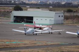 flyflygoさんが、岡南飛行場で撮影した日本個人所有 PA-28RT-201T Turbo Arrow IVの航空フォト(飛行機 写真・画像)