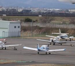 flyflygoさんが、岡南飛行場で撮影した日本法人所有 FA-200-180 Aero Subaruの航空フォト(飛行機 写真・画像)