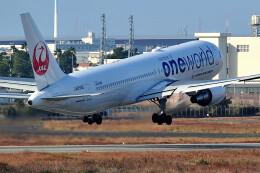JPN_BASE21さんが、徳島空港で撮影した日本航空 767-346の航空フォト(飛行機 写真・画像)