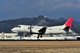 JPN_BASE21さんが、高知空港で撮影した日本エアコミューター 340Bの航空フォト(飛行機 写真・画像)