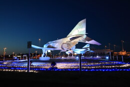 flyskyさんが、茨城空港で撮影した航空自衛隊 RF-4EJ Phantom IIの航空フォト(飛行機 写真・画像)