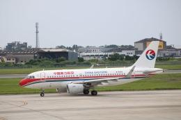 KOKI_ANA-Brussels767さんが、松山空港で撮影した中国東方航空 A319-115の航空フォト(飛行機 写真・画像)