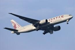 航空フォト:A7-BFN カタール航空カーゴ 777-200
